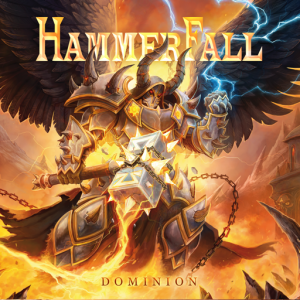 HammerFall annonce son nouvel album Dominion