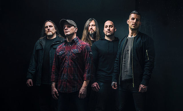 All That Remains dévoile les détails de son prochain album intitulé Victim Of The New Disease