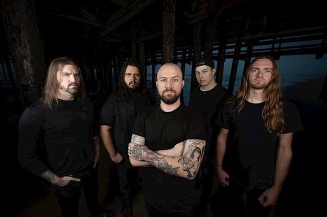 Allegaeon publie un clip pour Colors Of The Currents