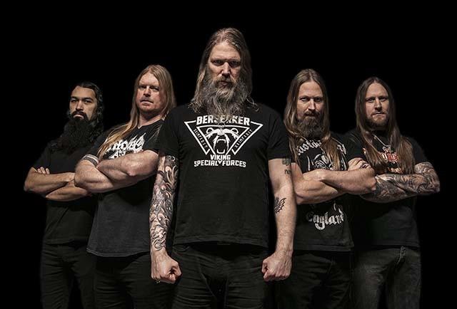 Amon Amarth publie un Making Of de ses clips pour Berserker