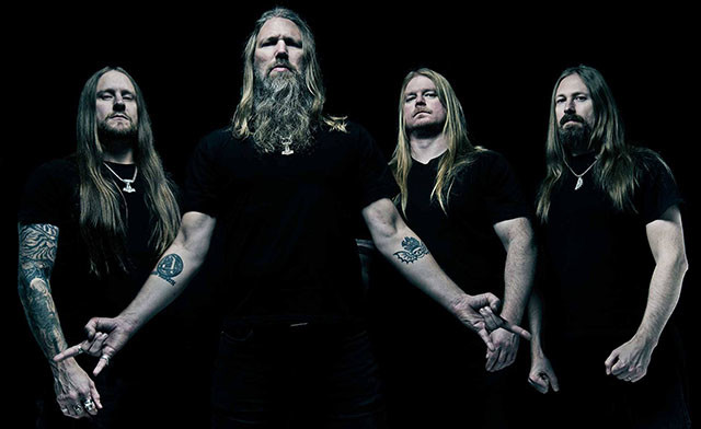 Amon Amarth va sortir un DVD live accompagné d'un documentaire