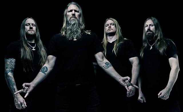 Amon Amarth va sortir un DVD live accompagné d'un documentaire