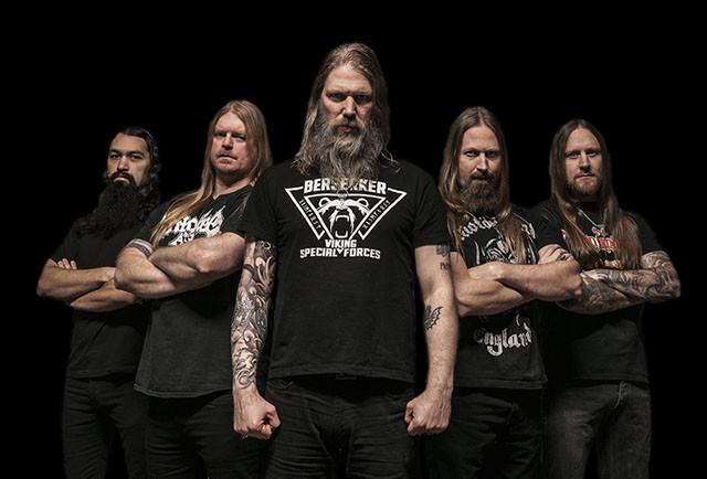 Amon Amarth va tourner un nouveau clip ce week-end