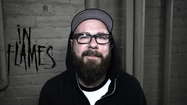 Anders Fridén d'In Flames annonce qu'il ne refera jamais un album comme The Jester Race