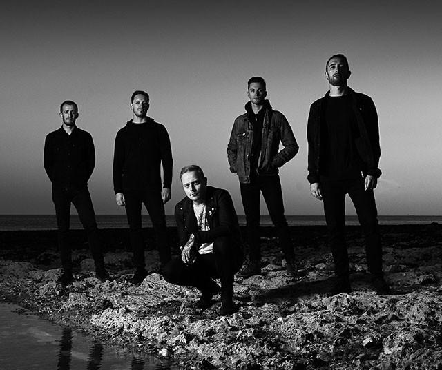 Architects publie de la nouvelle musique en exclusivité sur Spotify