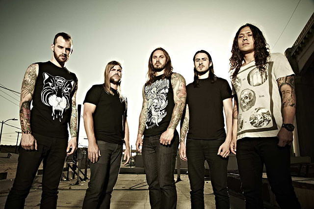 Le retour d'As I Lay Dying en France !