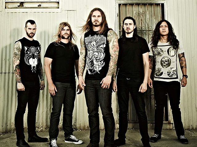 As I Lay Dying tease la sortie imminente d'un nouveau single intitulé Redefined