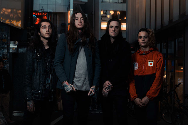 Bad Omens sort un nouveau single intitulé The Hell I Overcame