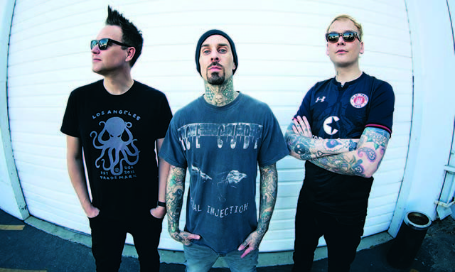 Blink-182 publie un nouveau single du nom de Blame It On My Youth