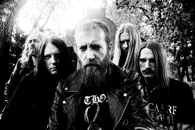 Bloodbath sort un clip pour la chanson Chainsaw Lullaby de The Arrow of Satan is Drawn