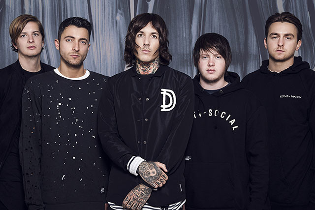 Bring Me The Horizon sort un nouveau single intitulé Mother Tongue