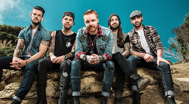 Broken le nouvel album de Memphis May Fire via Rise Records