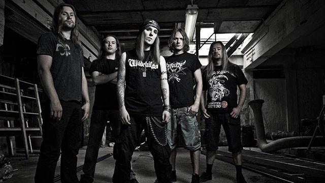 Children Of Bodom publie un teaser pour Hexed