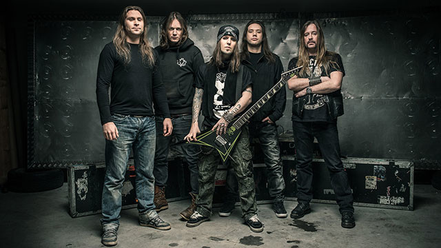Children Of Bodom sort un nouveau single intitulé This Road