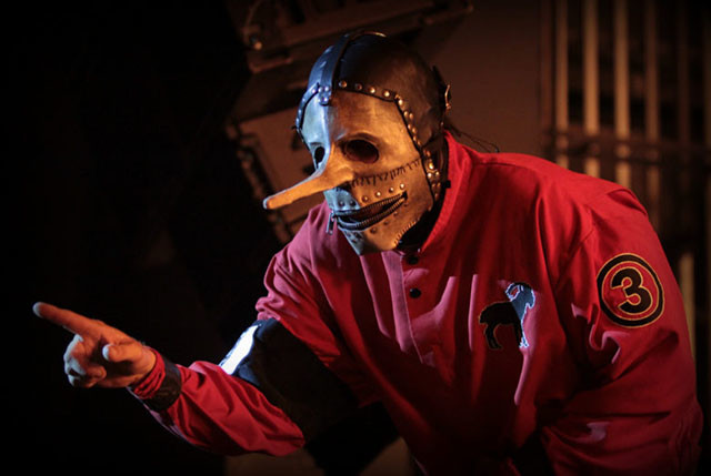 Chris Fehn officiellement évincé de Slipknot
