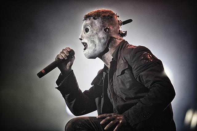 Corey Taylor de Slipknot tease son nouveau masque