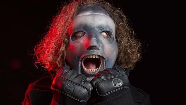 Corey Taylor s'exprime sur son masque et le nouvel album de Slipknot