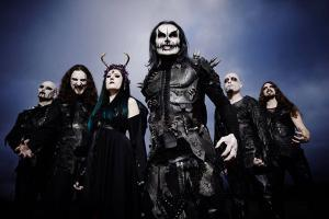 Cradle Of Filth enregistrera un nouvel album durant l'automne 2019