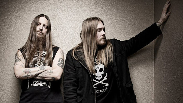 Darkthrone publie un nouveau single intitulé Duke Of Gloat