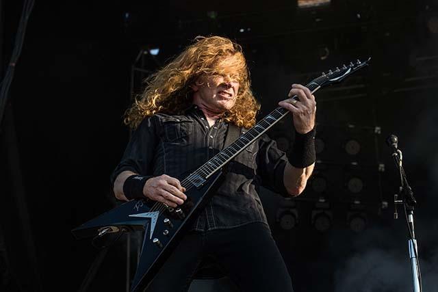 Dave Mustaine de Megadeth est diagnostiqué d'un cancer de la ...