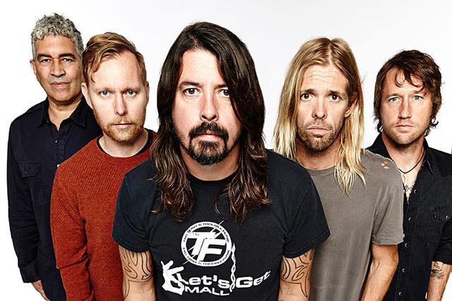 Des membres de Foo Fighters et de Pearl Jam forment un nouveau groupe