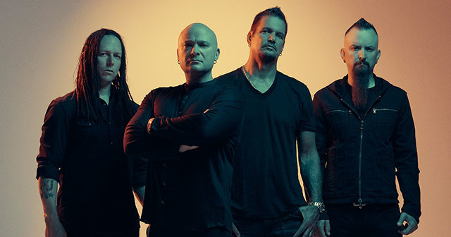 Disturbed en première position du Billboard avec A Reason To Fight