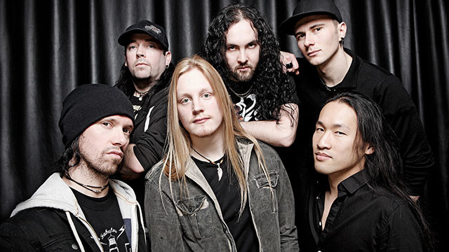 Dragonforce débute l'enregistrement de son nouvel album