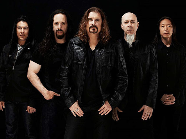 Dream Theater sera présent lors de l'édition 2019 du festival Guitare en Scène