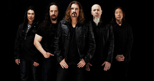 Dream Theater vient de finir d'enregistrer son prochain album