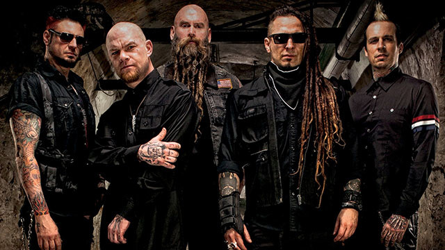 five finger death punch f8 - photo #22