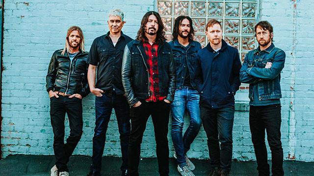 Foo Fighters joue en live une chanson de Black Sabbath