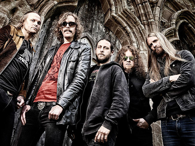 Garden Of The Titans : Live At Red Rocks Amphitheater le nouveau live d'Opeth via Moderbolaget Records & Nuclear Blast