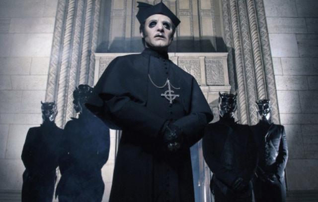Ghost joue 4 chansons en live à la BBC RADIO