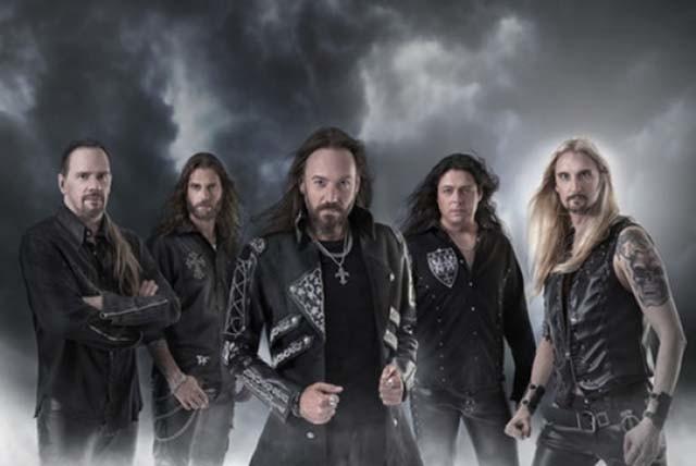 HammerFall annonce deux concerts francophones (tournée européenne 2020)