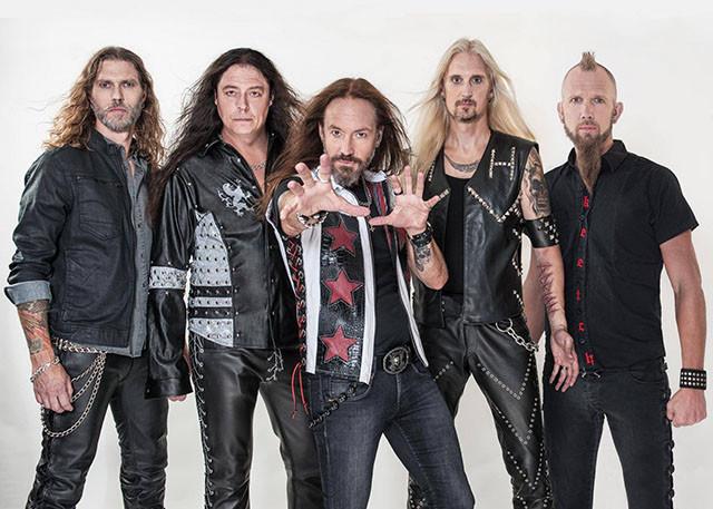 HammerFall va entrer en studio afin d'enregistrer son nouvel album Dominion