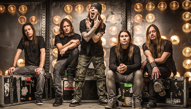 Hexed le nouvel album de Children Of Bodom