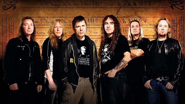 Iron Maiden sort un nouveau clip vidéo pour sa chanson Run To The Hills