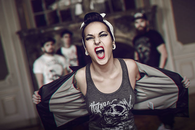 Jinjer débute l'enregistrement de son nouvel album