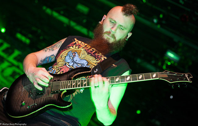 Joel Stroetzel quitte la tournée de Killswitch Engage