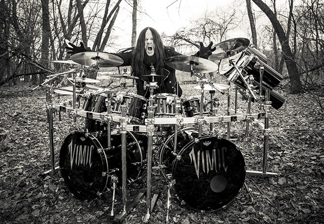 Joey Jordison parle de son nouveau groupe Sinsaenum et de sa santé