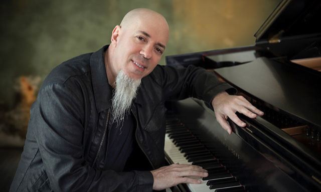 Jordan Rudess annonce son nouvel album solo intitulé Wired For Madness