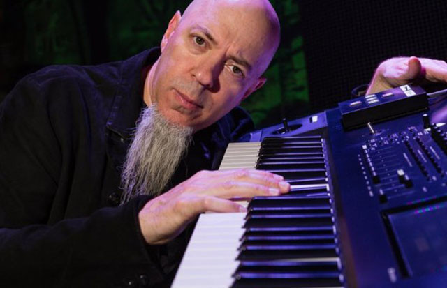 Jordan Rudess sort une lyric vidéo pour sa chanson Why I Dream