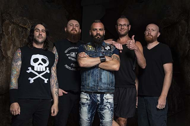 Killswitch Engage sortira son nouvel album cet automne