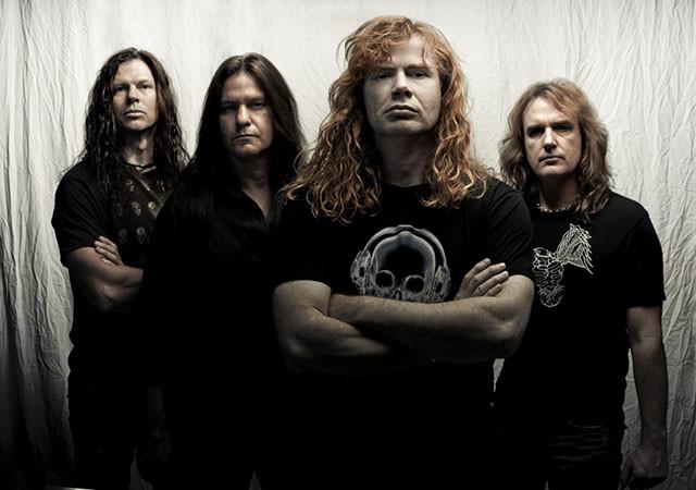 La MEGACRUISE de Megadeth se remplit