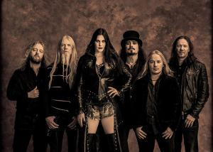 La chanteuse de Nightwish révèle son plus gros regret