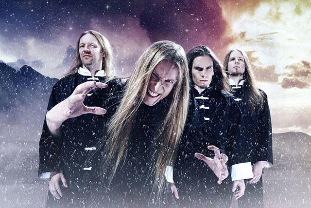 La vidéo Metal de la semaine : Time de Wintersun