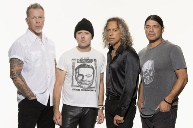 Le concert de Metallica et Slipknot en Nouvelle-Zélande complet en 12 minutes