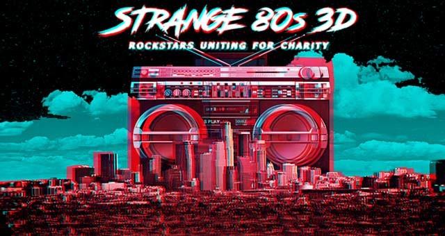 Le fils de Chester Bennington organise un concert intitulé Strange 80s 3D à des fins caritatives