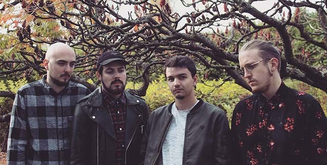Le groupe de Post-Hardcore français Everaged publie son premier EP intitulé Adrift