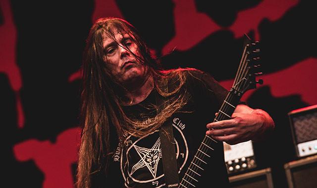 Le guitariste de Cannibal Corpse, Patrick O'Brien, avait 60 fusils & 20 pistolets dans sa maison avant son arrestation